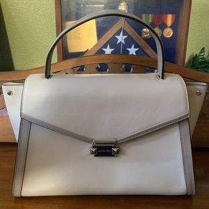 NWOT Michael Kors Grey Handbag